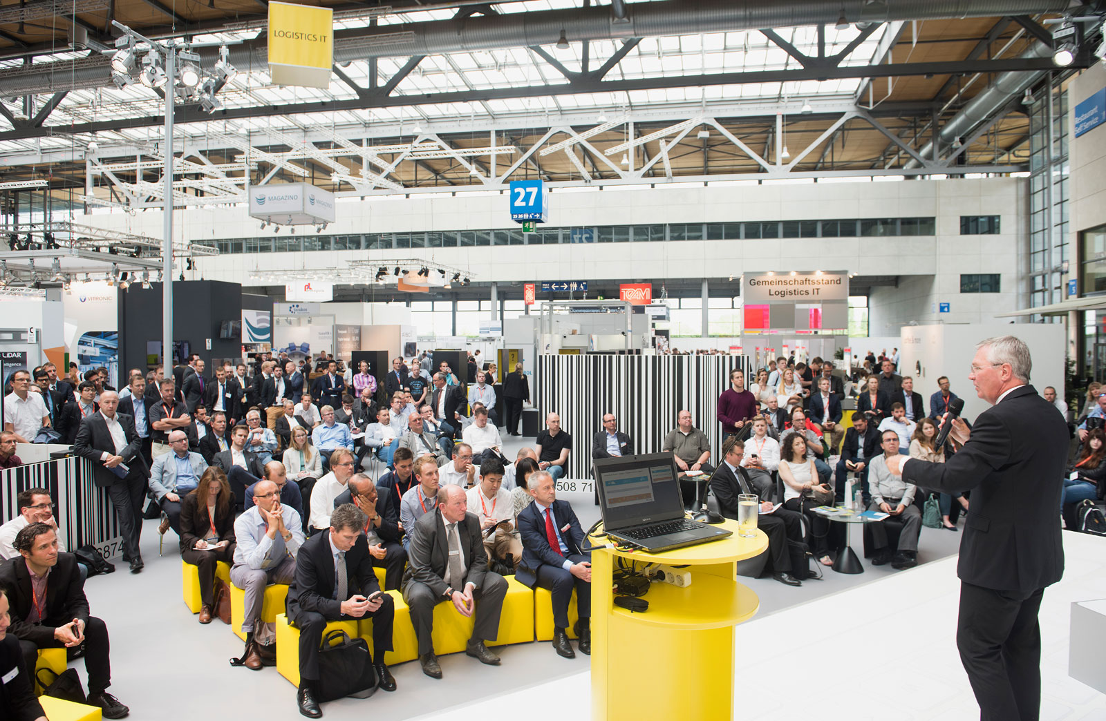 CeMAT Port Technology Conference 2018