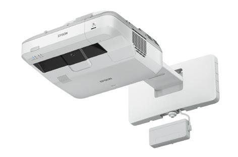 Sono 45 i videoproiettori Epson hanno ottenuto il marchio TCO Certified per la sostenibilità