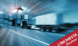 RISULTATI INCHIESTA: quanti fornitori utilizzare per il servizio di trasporto merci?