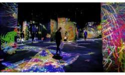 Con i videoproiettori Epson, il museo Amos Rex offre un'incredibile esperienza immersiva