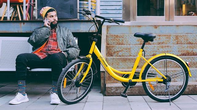 Il bike sharing free floating di OFO da oggi anche a Varese