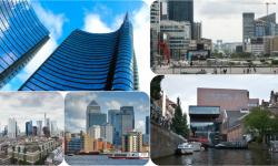 Office Prime Rent: Milano, Amsterdam, Parigi, Francoforte e Londra a confronto