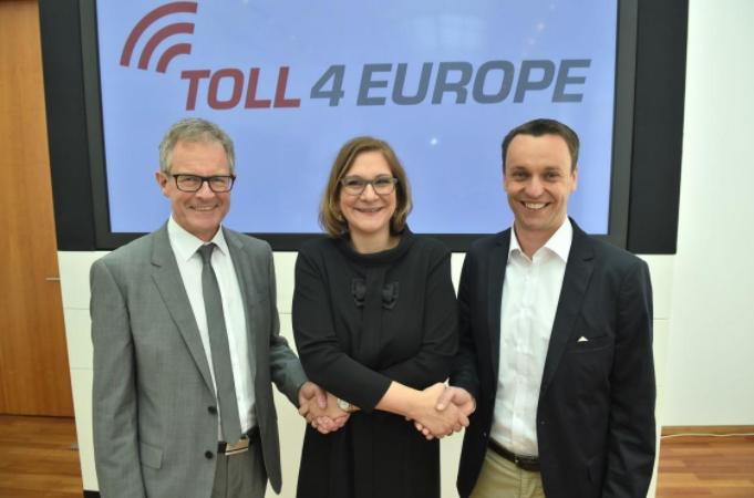 Toll4Europe GmbH avvia l'attività commerciale: al via la joint venture per il rilevamento del pedaggio in tutta Europa con un unico box