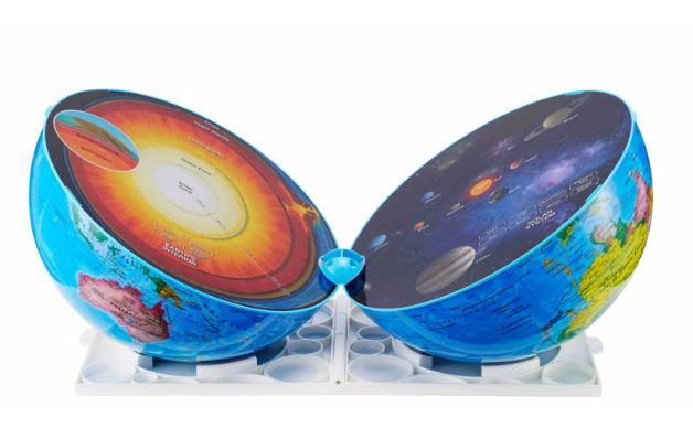 GLI SMART GLOBE OREGON SCIENTIFIC SONO STEM APPROVED! Tre modelli con realtà aumentata insigniti del prestigioso riconoscimento