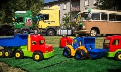 Piacenza - I camion d'epoca protagonisti nell'ultimo week-end di maggio nelle Valli Piacentine