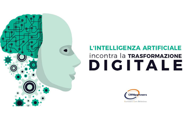 L'Intelligenza Artificiale incontra la Trasformazione Digitale