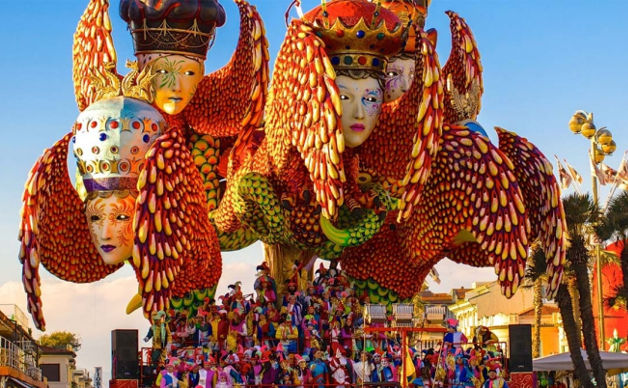 Le origini del carnevale di Viareggio