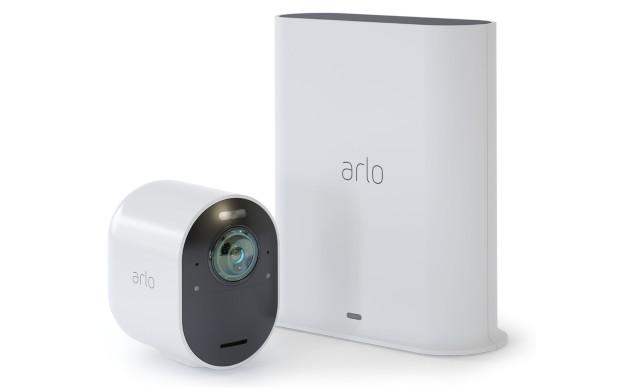Arlo presenta un innovativo sistema di videocamere di sicurezza 4k hdr senza fili