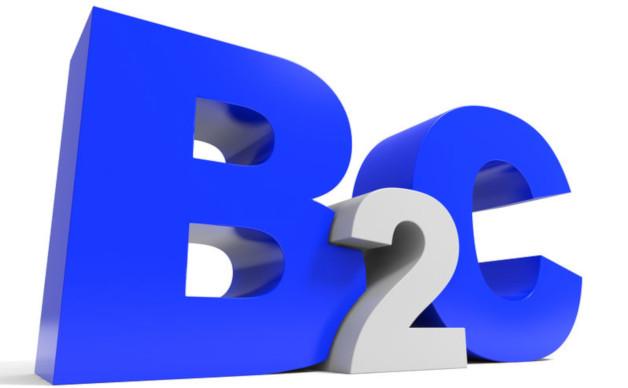 Le vendite on line B2C, qualche dato