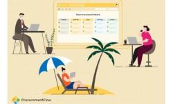Il lavoro a distanza nel procurement - come e perché abilitarlo