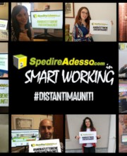SpedireAdesso.com e l'esperienza dello smart working