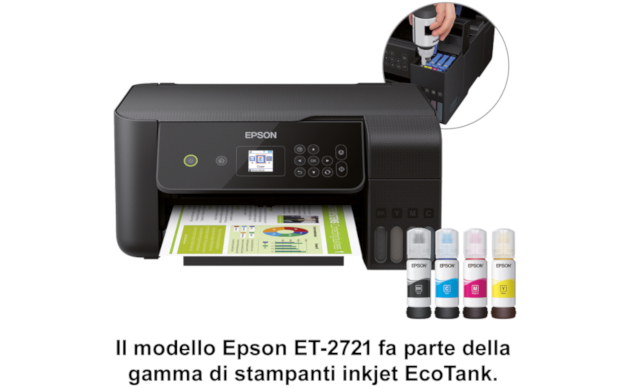 Un impianto produttivo di Epson raggiunge lo status