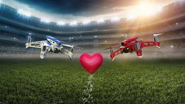 14 febbraio 2018 da big match!  San Valentino con la dolce metà o calcio con gli amici?