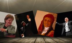 Un viaggio nel conflitto attraverso  la musica, il teatro e la vita