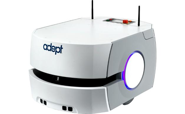 Omron Adept e i suoi Robot Mobili . Le nuove frontiere nella movimentazione intelligente